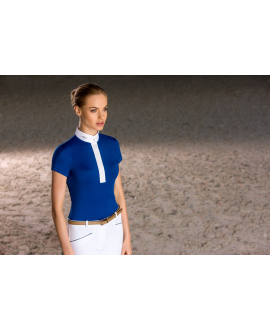 Koszulka konkursowa STARDUST Monaco Blue